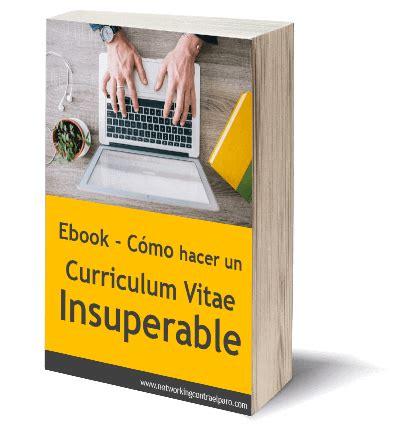 Curriculum vitae para crear